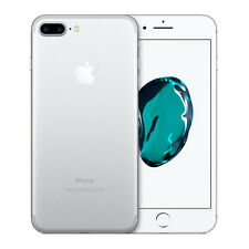 "Apple iPhone7 Plus 7+ 5.5"" 256gb Silver Unlocked Smartphone Cod Agsbeagle"