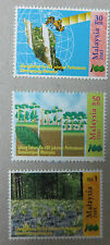 Malaysia 2001 Forestry Department 100 Years Anniversary Stamp Set MINT MNH