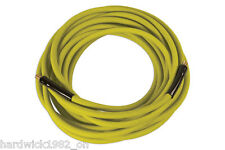 LASER TOOLS 6418 Flexible Air Hose YELLOW hybrid polymer material lies flat