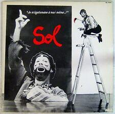 SOL 33 tours Je m'égalomane à moi-même 1982