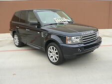 Land Rover: Range Rover Sport 4WD 4dr HSE