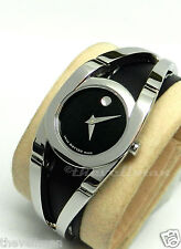 Women's Authentic Swiss Movado Amorosa 0606394 Watch Fits Small, Petite Wrist