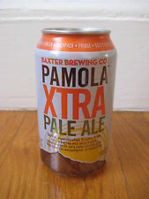 BAXTER Pamola Xtra Pale Ale BEER CAN Lewiston Maine ME brewing co flying moose