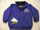CHILDRENS NEW HOLLAND TRACTOR JACKET T4 T5 T6 T7 TS STYLE 1
