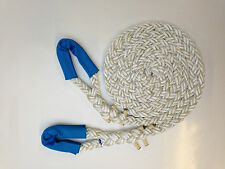 4x4 - 24MM x 8 METRE OFF ROAD KINETIC RECOVERY TOW ROPE
