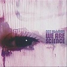 We Are Science DOT ALLISON Audio CD