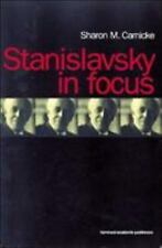 Stanislavsky in Focus (Russian Theatre Archive, Volume 17), Carnicke, Sharon Mar