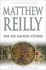 The Six Sacred Stones by Matthew Reilly - Large Paperback - 20% Bulk Discount