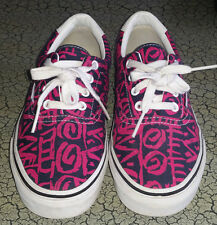 Cool Kids Vans Shoes - Size USA 6 (Outside = 25.5cm sole)