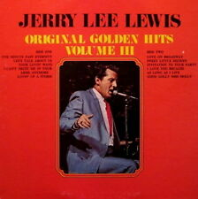 "12"" Jerry Lee Lewis Original Golden Hits Volume 3 (Arms Anymore) SUN"