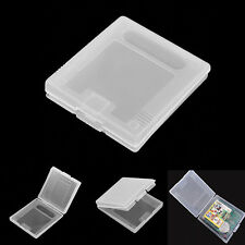 New Game Cartridge Case Box Holder For Nintendo GameBoy Color Pocket GB GBC GBP