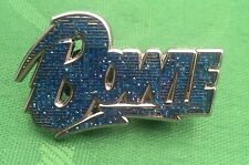 Phish Don't Maze My Bowie V3 Stardust Hat Pin. Rare!! LE 72