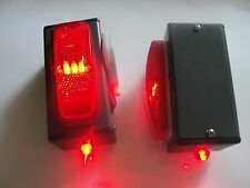 "NEW! Pair of Towaide TA45 Wireless Tow Lights 4.5"" magnetic tow truck wrecker"