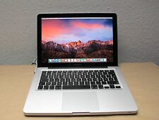 "Apple MacBook Pro 13"" 2,8 GHz Intel Core i7 in 16 GB RAM 480 GB SSD"
