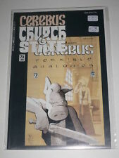 Cerebus Church & State #25 VF Aardvarkvanaheim Jan 1992
