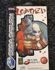 Sega Saturn Pal Game LOADED with Box Instructions