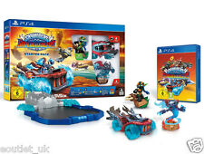 Skylanders Superchargers Starter Pack for Sony Playstation 4 PS4 BRAND NEW BOXED
