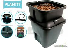 PLANTiT Recirculating Dripper Hydroponic System Gemini Water Ring Growing Clay
