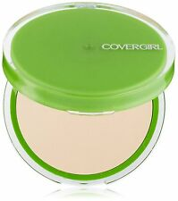 CoverGirl Clean Sensitive Skin Fragrance Free Pressed Powder 220 Creamy Natural