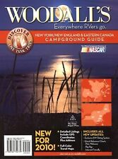 Woodall's New York, New England & Eastern Canada Campground Guide, 2010, Woodall