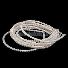 Wholesale lot 10 White Pearl Beads Headband Hair band Headpiece Accessories