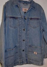 Vintage Ralph LAUREN JEANS CO Denim Outfitters Chore BARN COAT Womens Medium