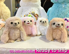 2016 AUTHENTIC Amuse Japan Namakemono no Mikke Sloth Plush (ST)