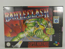 SUPER NINTENDO BATTLECLASH - NUEVO - 00197 VERSION ESPAÑOLA NEW BATTLE CLASH