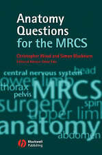 Anatomy for the MRCS (UK) by Simon Blackburn, Christopher Wood (Paperback, 2008)
