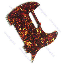 Flame Pattern Dark Red 3 Ply 8 Hole Pickguard For Fender Telecaster Guitar Parts