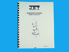 Jet JWBS-12   Band Saw  Operators & Parts List  Manual  *245