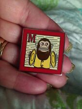 Authentic Disney Monkey M Toy Story Pin