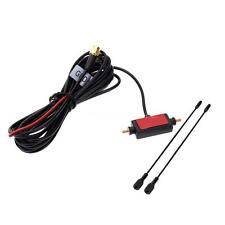 New 12V Car Radio Digital DVB-T ISDB-T TV Signal Antenna With Amplifier K8TK