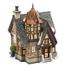 "Dept. 56 Dickens' Village ""THE PARTRIDGE & PEAR"" ~ New for 2012! ~ MIB"