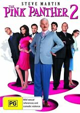 The Pink Panther 2 DVD New/Sealed Region 4
