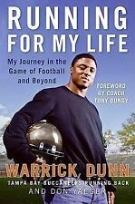 NEW - Running for My Life: My Journey in the Game of Football and Beyond