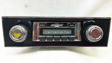 Radio & Fascia suit 67 & 68 Camaro, Black Fascia. 200Watt, AM/FM.