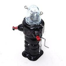 Black Planet Robot Tin Toy Wind Up Action Collectible Toy Clockwork