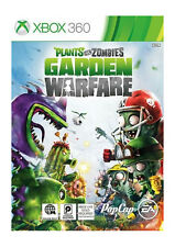 Plants vs. Zombies: Garden Warfare Microsoft Xbox 360 NEW,NOT SEALED.