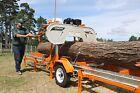 PERSONAL SAW MILL – BAND SAWMILL by Norwood Portable Sawmills (MN26-0013G)