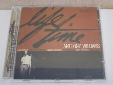 TONY WILLIAMS Lifetime CD RVG 1999 Sam Rivers/Herbie Hancock BLUE NOTE Life time