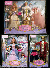 Anneliese Wedding Set Julian Erika Barbie Doll Princess and the Pauper Kelly SW