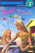 Acc, Barbie: A Day at the Fair (Step Into Reading, Step 2), Pugliano-Martin, Car