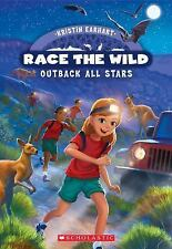 Outback All-Stars (Race the Wild)-ExLibrary