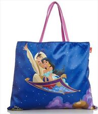 Disney Aladdin Jasmine Princess Tote Bag Handbag shopping Diaper Purse Large New