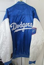 Brooklyn Dodgers Cooperstown Collection Throwback Jacket XL EUC