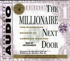 THE MILLIONAIRE NEXT DOOR - NEW CD/SPOKEN WORD AUDIO BOOK
