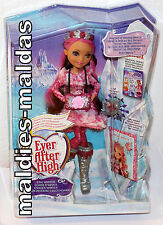 Ever AFTER HIGH BRIAR BEAUTY figlia di la bella addormentata eterno inverno BAMBOLA dkr65