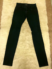 Guess Brittney Skinny Denim Jeggings Soft Stretch Jeans Size 24