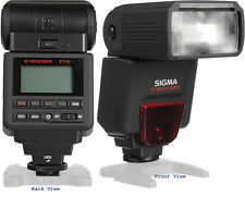 Sigma EF-610 DG ST Flashgun For Sony. London
